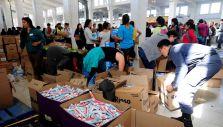 Cómo ayudar con depósitos, alimentos y voluntariado