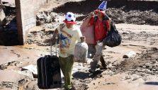 [FOTOS Y VIDEOS] Habitantes de Chañaral comienzan a levantarse tras emergencia