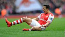 [VIDEO] Alexis deleita con un lujo en la previa de Arsenal FC frente a West Bromwich