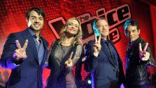 Así fue el lanzamiento del programa The Voice Chile