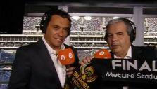 [VIDEO] Dupla Schiappacasse-Palma en Clasificatorias gracias a acuerdo entre Canal 13 y Fox Sports