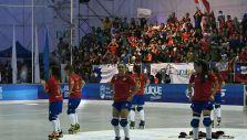 [VIDEO] Las Marcianitas festejan con baile de cueca su paso a cuartos del Mundial de Hockey