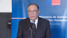 Jaime Campos, ministro de Justicia