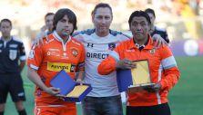 [VIDEO] Así fue el homenaje que Colo Colo brindó a Arturo Sanhueza y Rodrigo Meléndez