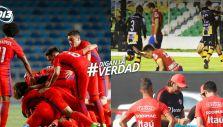 [VIDEO] DLV en la Web: El triunfo de La Rojita, dura caída de Unión y selección chilena
