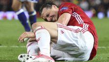 [VIDEO] La escalofriante lesión de Zlatan Ibrahimovic en cuartos de la Europa League