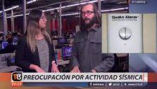 [VIDEO] Seguidilla de sismos en la zona central: ¿Hay enjambre sísmico?