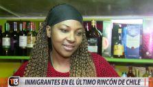 [VIDEO] Inmigrantes en la última ciudad de Chile