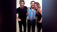 [VIDEO] Serie de El Chapo Guzmán enfrenta a Kate del Castillo con Sean Penn