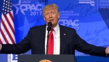 [VIDEO] La irónica premiación organizada por Donald Trump
