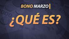 [VIDEO] Bono Marzo: Todo lo que debes saber del Aporte Familiar Permanente