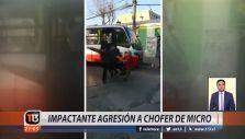 [VIDEO] Brutal agresión a chofer de micro en Quilpué