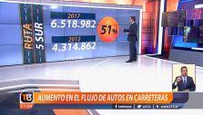 [VIDEO] Aumento en flujo de carreteras: ¿Cómo descongestionar las principales salidas de Santiago?