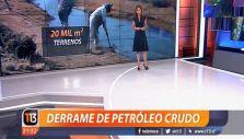 [VIDEO] Los alcances del derrame de petróleo en Tierra del Fuego
