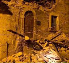 Al menos dos muertos tras simo de 6,2 Richter en centro de Italia
