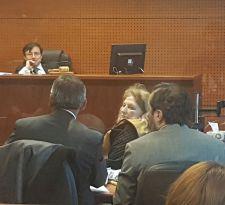 Defensa de Verónica Rajii pide arresto domiciliario en vez de prisión preventiva