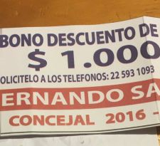 PPD rechaza regalos ofrecidos por candidato a concejal en Quilicura