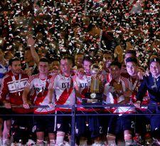 River Plate se corona bicampeón de la Recopa Sudamericana