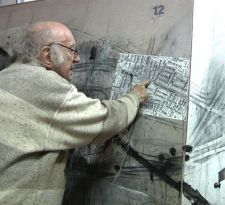 Fallece el pintor José Balmes, Premio Nacional de Artes Plásticas