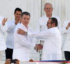 T13 en Colombia: Así se vivió el histórico acuerdo de paz con las FARC