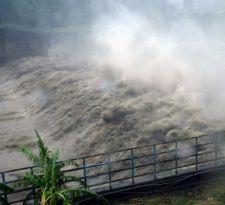 Taiwán recibe su segundo tifón en menos de dos semanas
