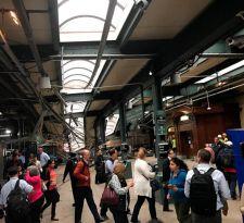 Tren se estrella en Nueva Jersey y deja al menos un muerto