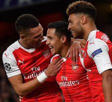 [Minuto a Minuto] Alexis Sánchez es titular en duelo de Arsenal ante Middlesbrough