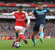 [Minuto a Minuto] Alexis Sánchez es titular en duelo entre Arsenal y Middlesbrough