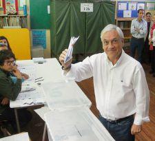 Piñera señala que si hay resultados estrechos, hay mecanismos para clarificar esa situación