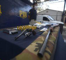 Detienen a 34 narcotraficantes pertenecientes a dos de las bandas más peligrosas del país