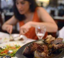 El consumo de carne en Argentina es altísimo y muy pocos son vegetarianos. Pero, al tiempo, la oferta de vegetales es enorme.