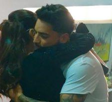 Maluma no se resistió: visitó a Isabel Pantoja en su camarín