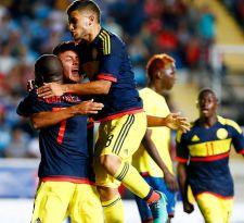 Colombia lo da vuelta y vence a Ecuador en el arranque del Sudamericano Sub 17