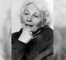 Alicia Morel falleció a los 95 años