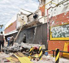 Comando roba millonario botín en el asalto del siglo de Paraguay