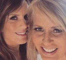 Diana y Cecilia Bolocco