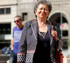 A los 84 años fallece la ex presidenta del Colegio de Abogados Olga Feliú