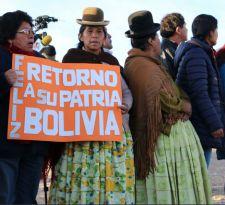 Bolivianos condenados en Chile regresan a su país