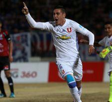 La U da el primer golpe venciendo a Antofagasta en semifinales de Copa Chile