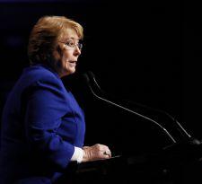 """Bachelet apunta a integración económica en Enade: """"Hay quienes piensan que es un capricho personal"""""""