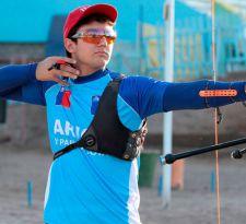 Ricardo Soto termina entre los ocho mejores del Mundial de tiro con arco de México