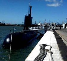 Detectan llamadas de emergencia de submarino argentino perdido en el Atlántico