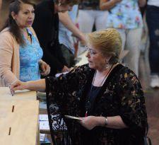 Bachelet: Creo que es importante que la gente asista y que vote
