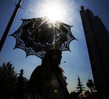 Altas temperaturas en Santiago: Este lunes fue el día más caluroso de junio en los últimos 106 años