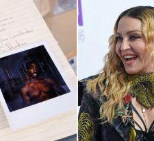 Se subastará la carta que Tupac Shakur escribió a Madonna tras su ruptura