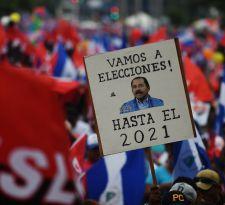 Crisis en Nicaragua: OEA pide a Ortega que acepte elecciones anticipadas