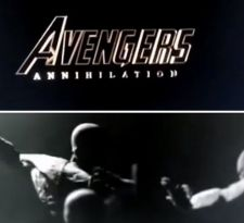 [VIDEO] Filtran 38 segundos del supuesto teaser de Avengers 4