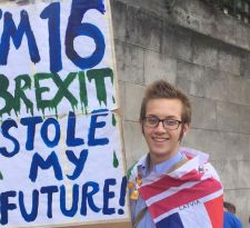 Reino Unido: miles de personas marchan en Londres pidiendo un nuevo referendo sobre el Brexit