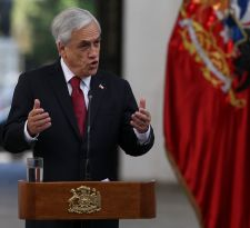Piñera anuncia querella por fatal accidente en provincia de Valdivia