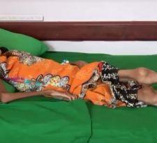 Tiene 12 años y pesa 10 kilos: La niña que refleja el drama humanitario que se vive en Yemen